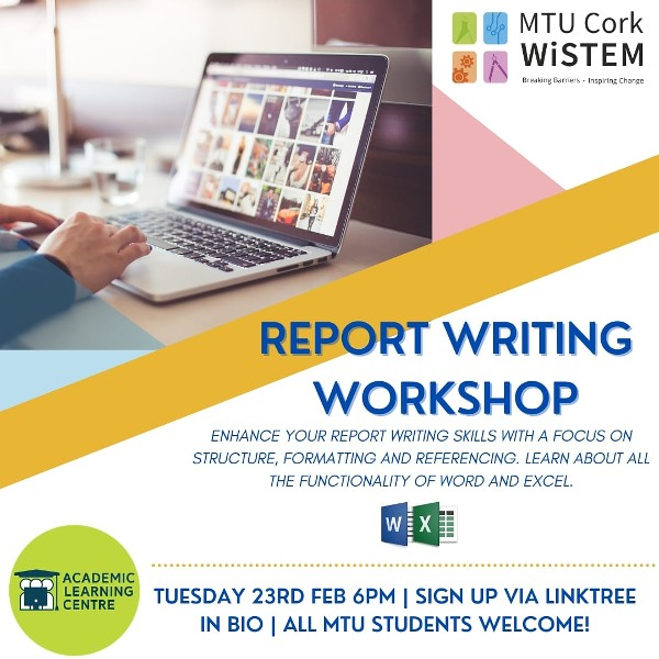 Report Writing Workshop