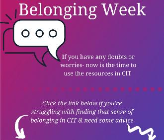 Belonging #GoodStart2020
